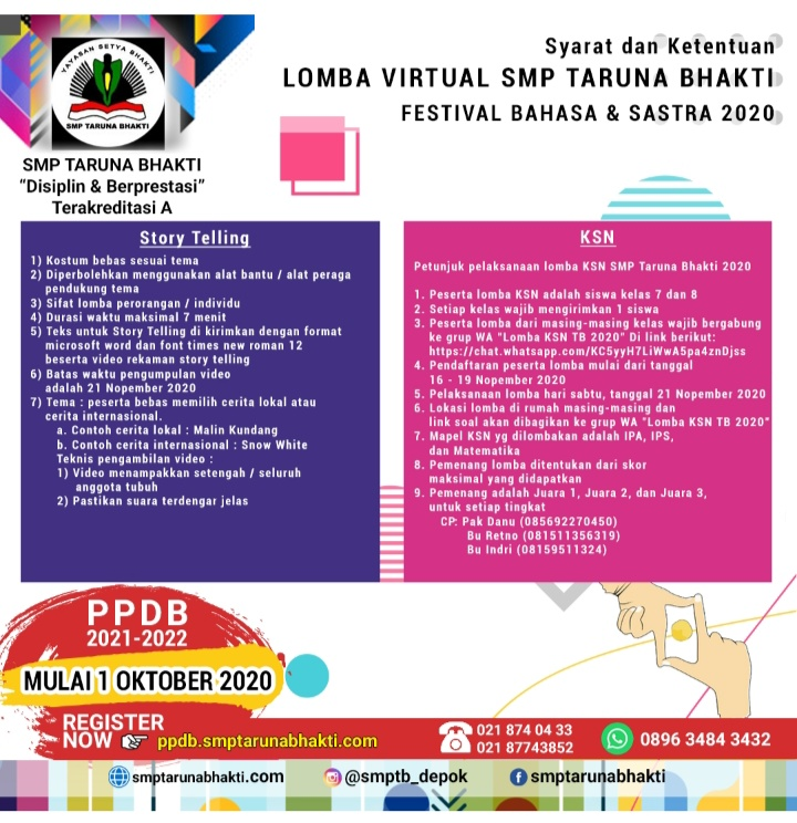 Lomba Story Telling